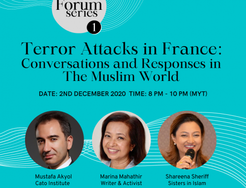International Forum Series 1: Terror Attacks in France: Conversations and Responses in The Muslim World